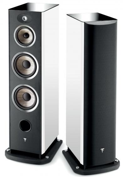 Focal Aria 948 high gloss white