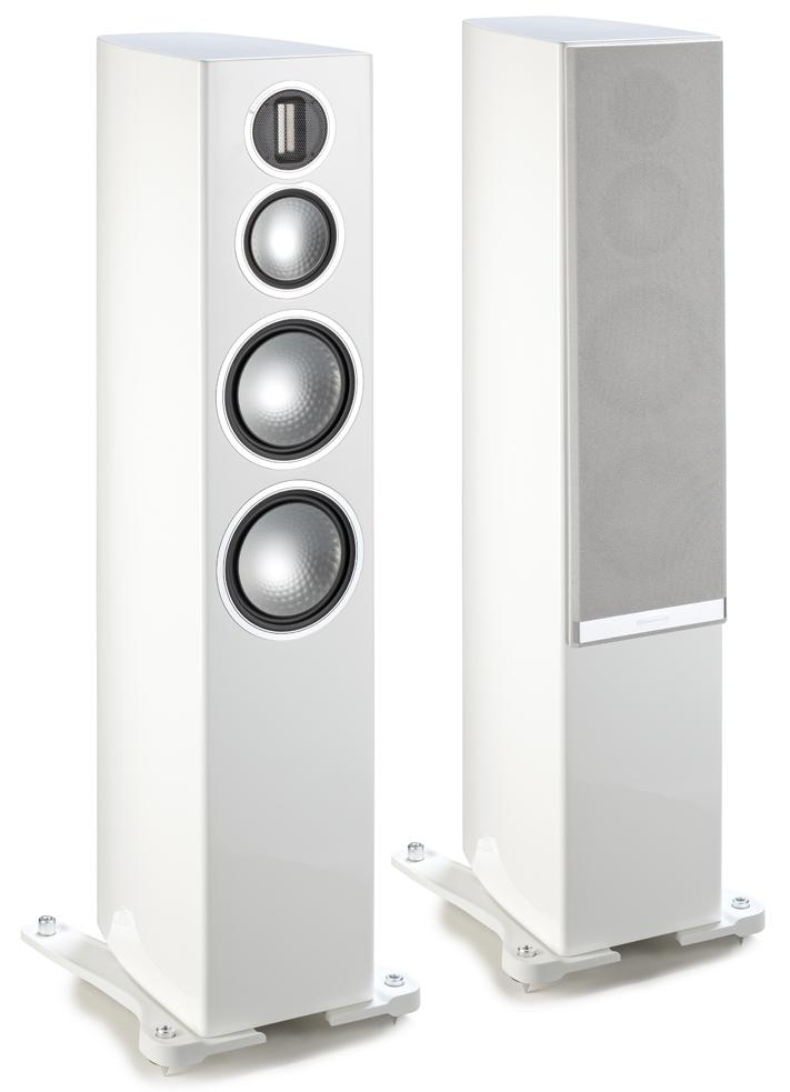 Monitor Audio Gold 300 white gloss