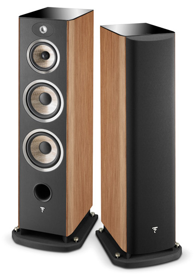 Focal Aria 948 prime walnut