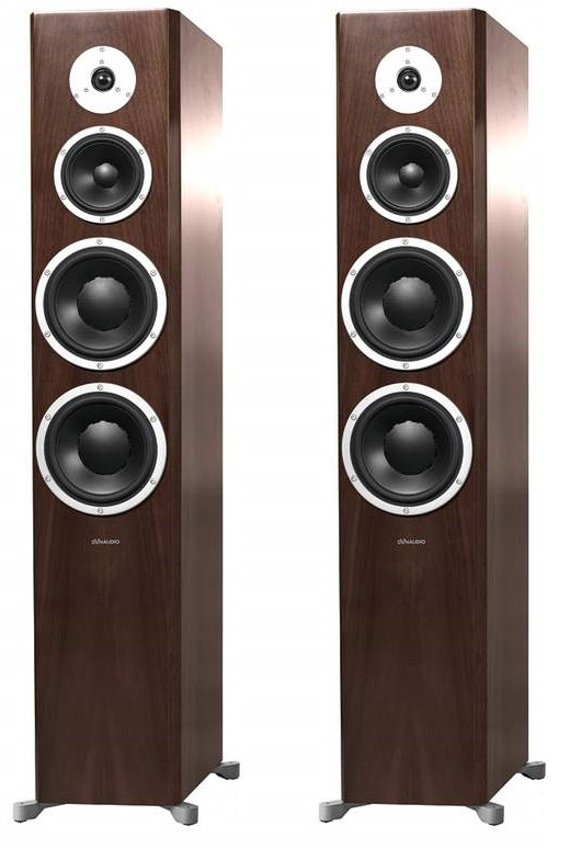 Dynaudio Excite X44 walnut