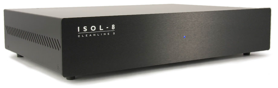 ISOL-8 Cleanline 2 black