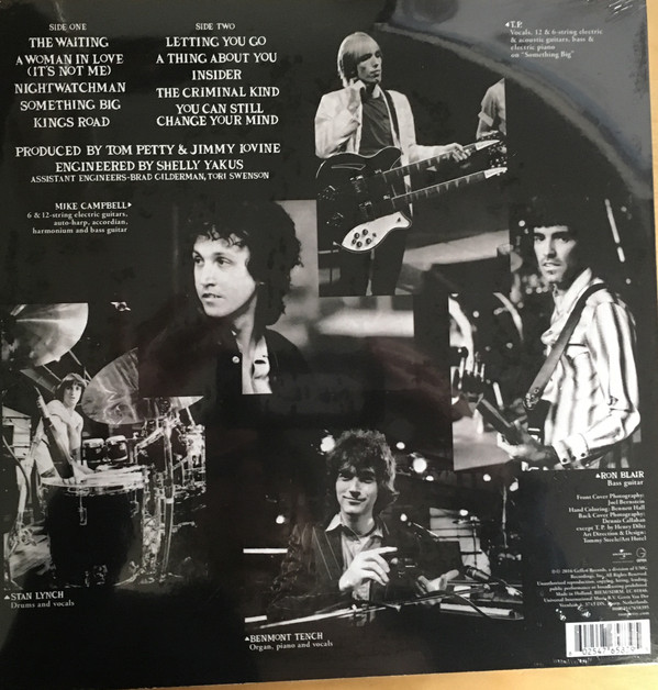 Tom Petty And The Heartbreakers - Hard Promises (00602547658395)