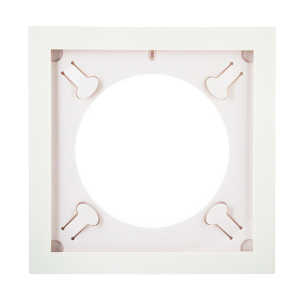 Art Vinyl Play&Display white