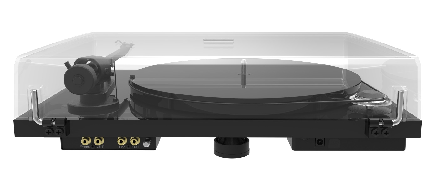 Pro-Ject Essential III BT (Ortofon OM 10) piano black