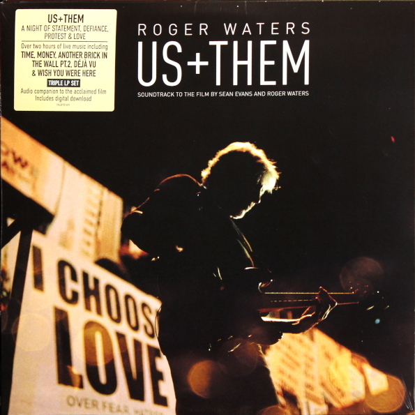 Roger Waters - Us + Them (19439707691)