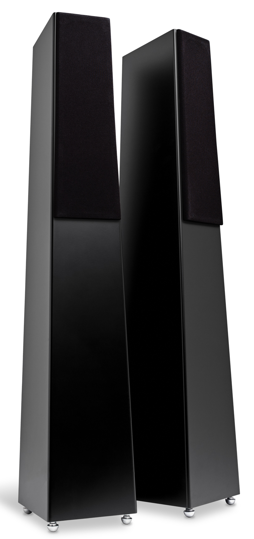 Totem Acoustic Tribe Tower satin black