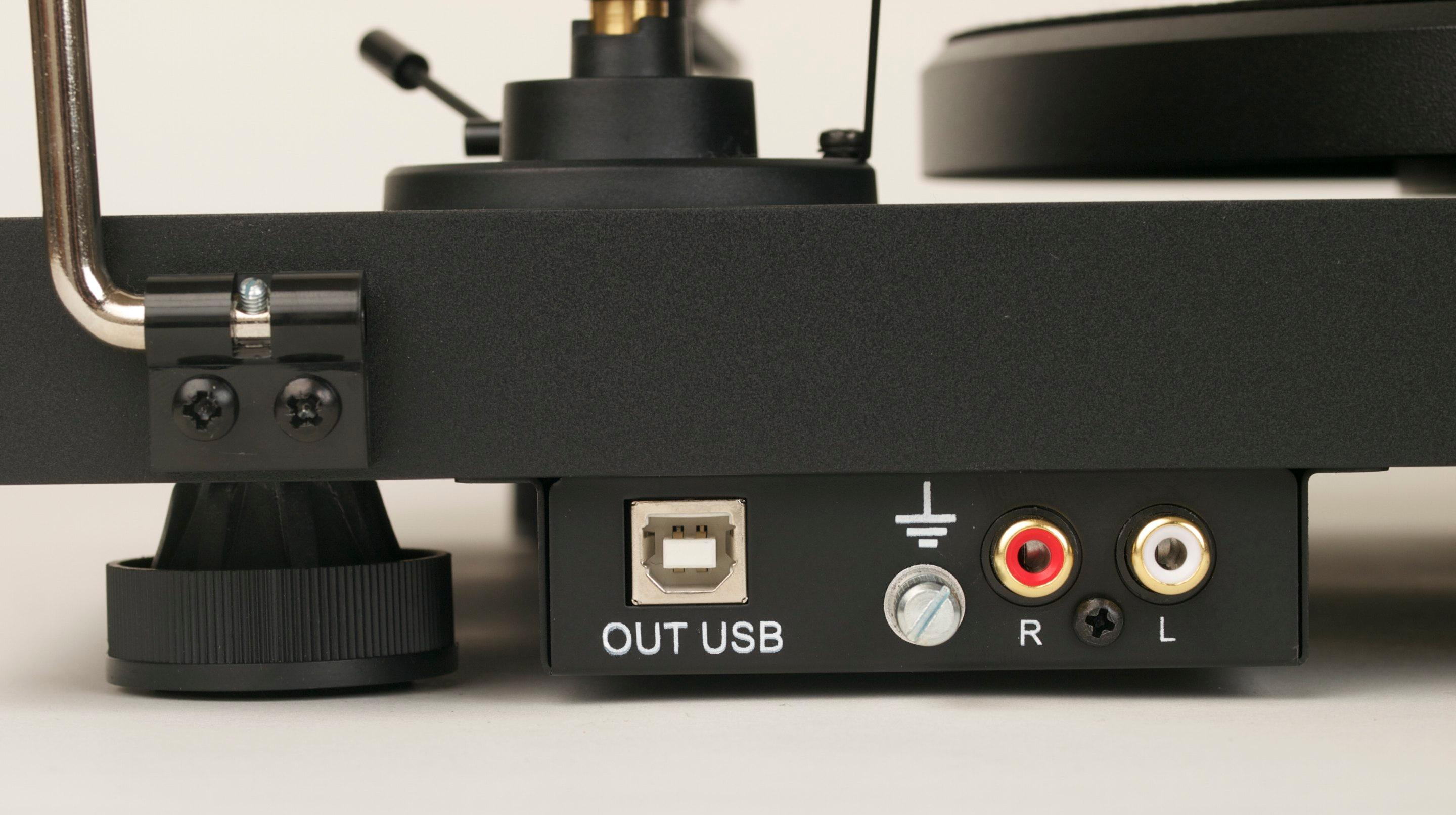 Pro-Ject Debut Carbon Phono USB (DC) (Ortofon OM10) yellow