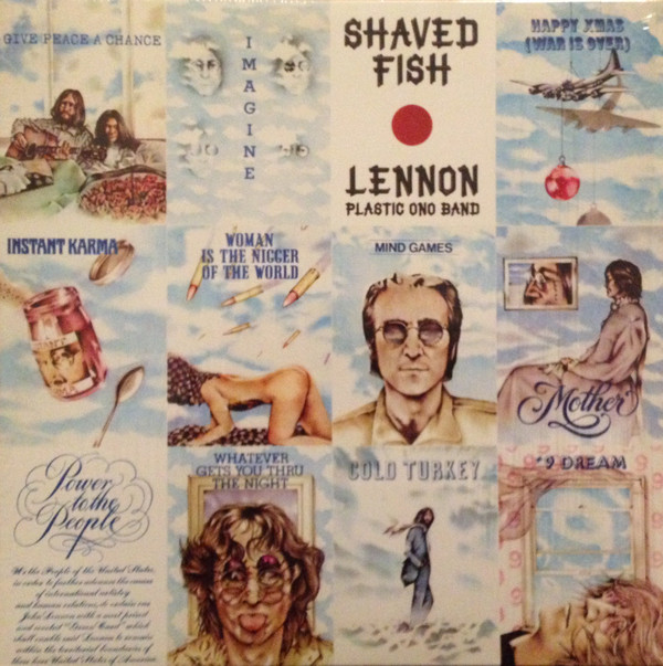 Lennon / Plastic Ono Band - Shaved Fish (535 111-2)