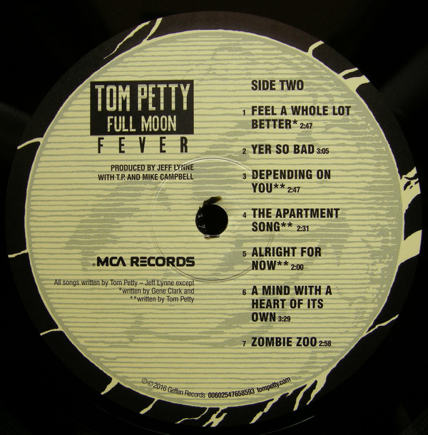 Tom Petty - Full Moon Fever (00602547658593)
