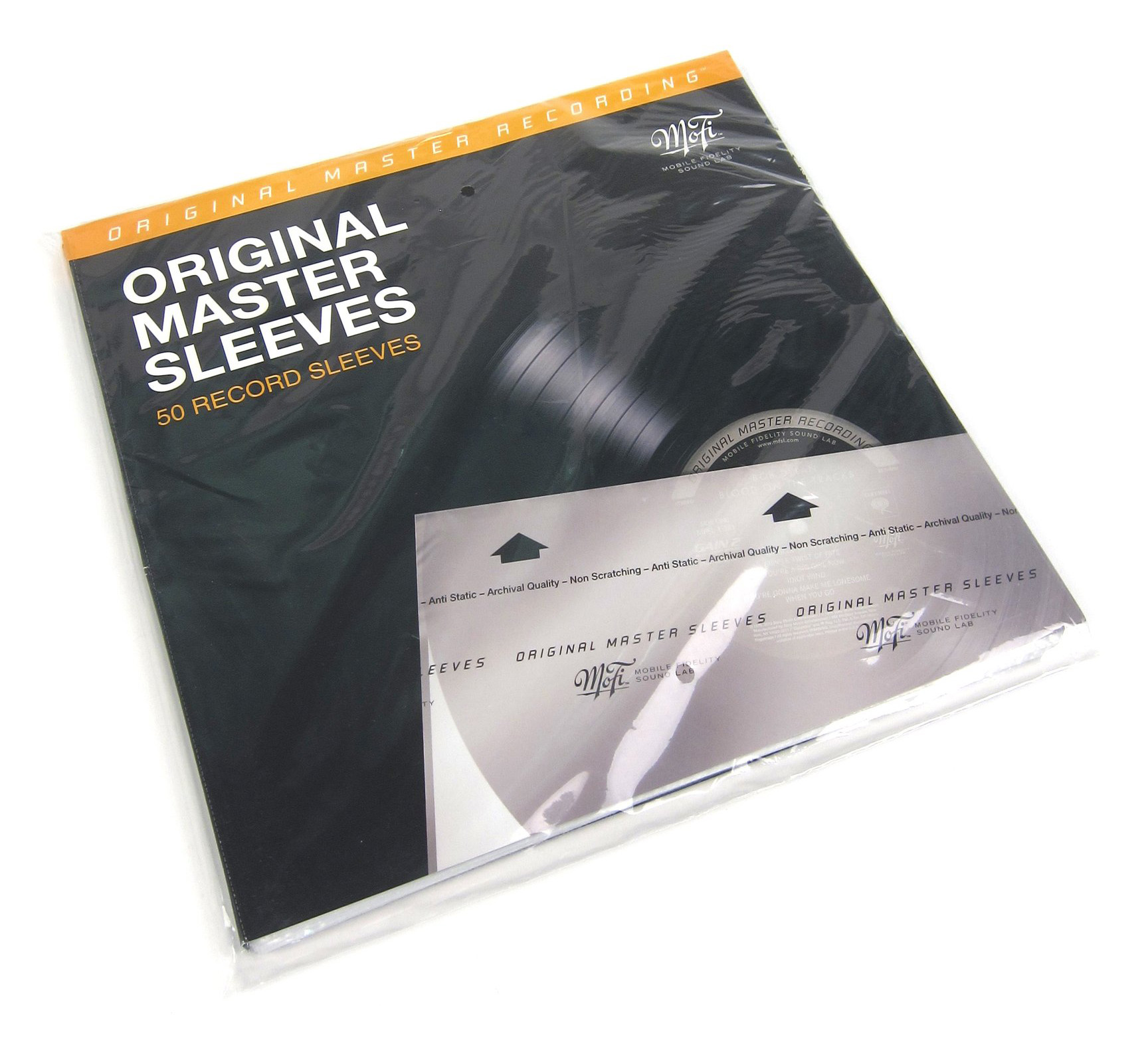 MOFI Electronics Record Inner Sleeves
