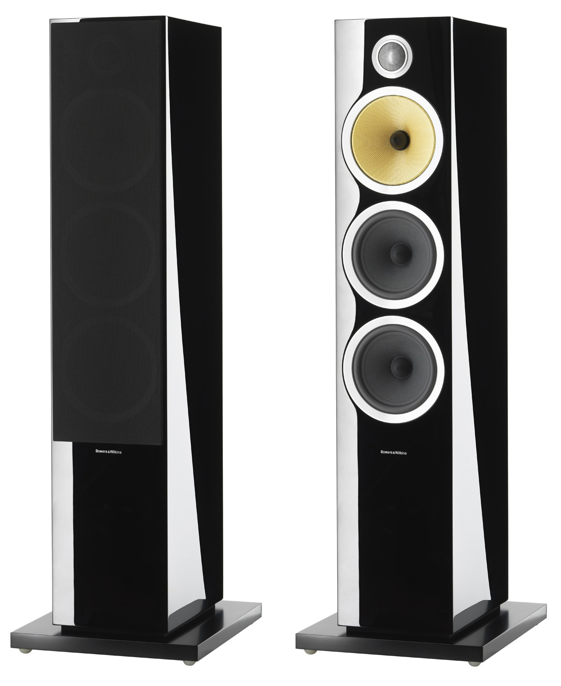 Bowers & Wilkins CM8 S2 high gloss black