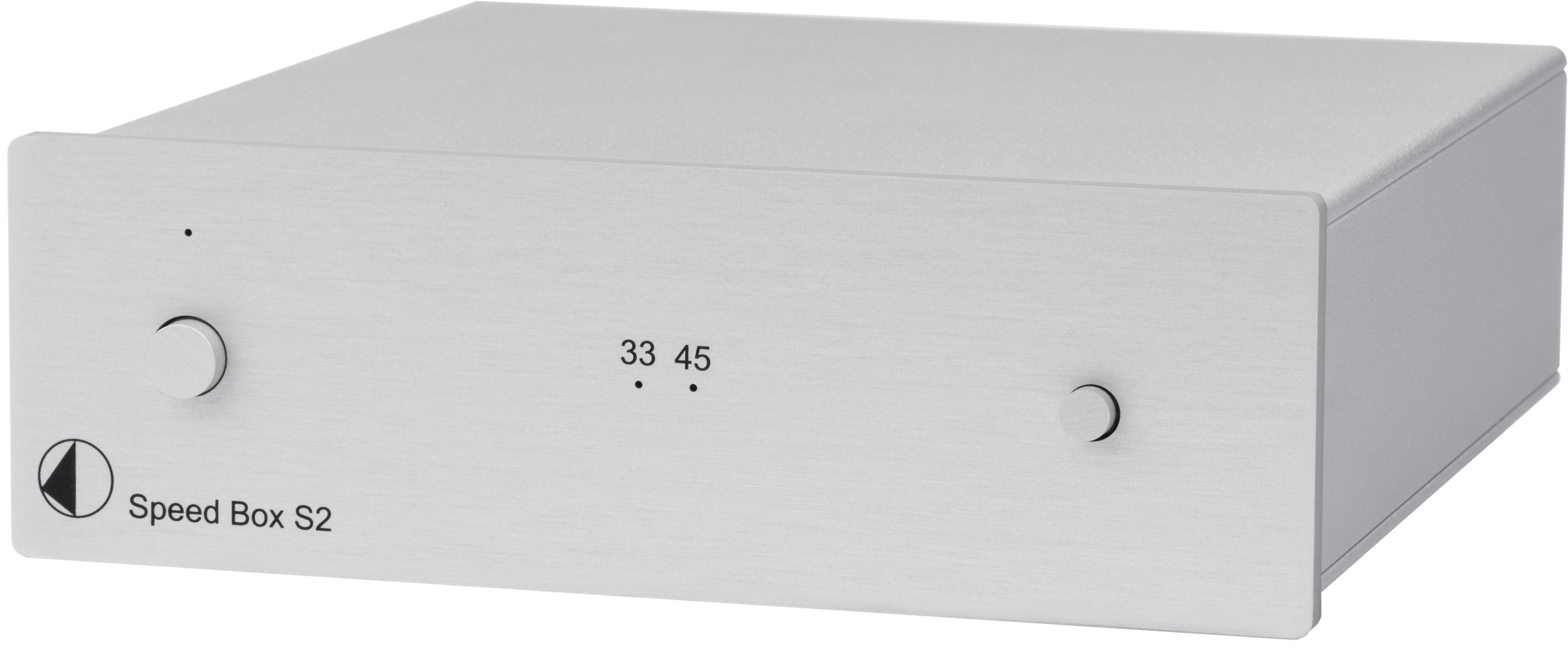 Pro-Ject Speed Box S2 (60Hz) silver