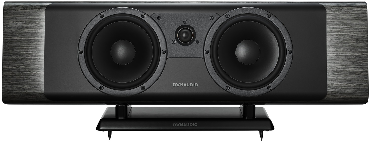 Dynaudio Contour 25С grey oak high gloss