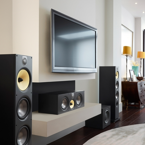 Bowers & Wilkins 683 S2 black ash