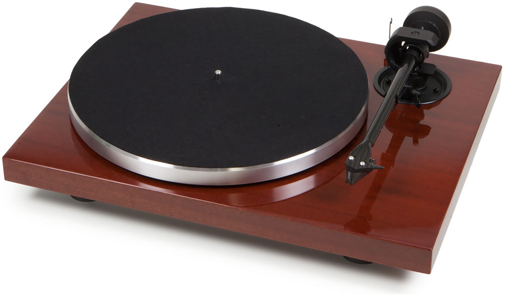 Pro-Ject 1Xpression Carbon Classic mahogany