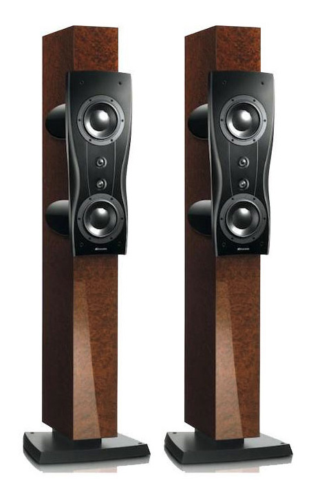 Dynaudio Confidence Platinum C2 mocca high gloss