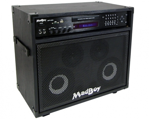 MadBoy MINI MANIAC ALL-IN-ONE