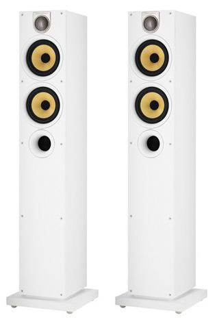 Bowers & Wilkins 684 S2 matte white