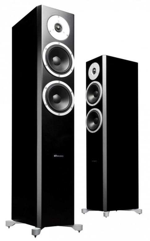 Dynaudio Excite X34 satin black
