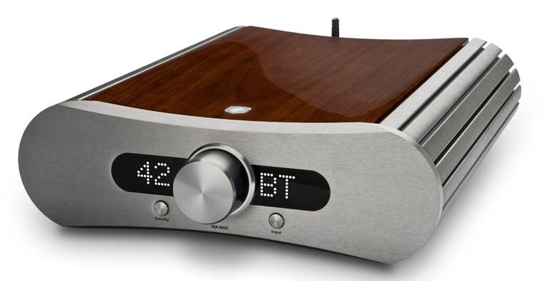 Gato Audio DIA-250 walnut