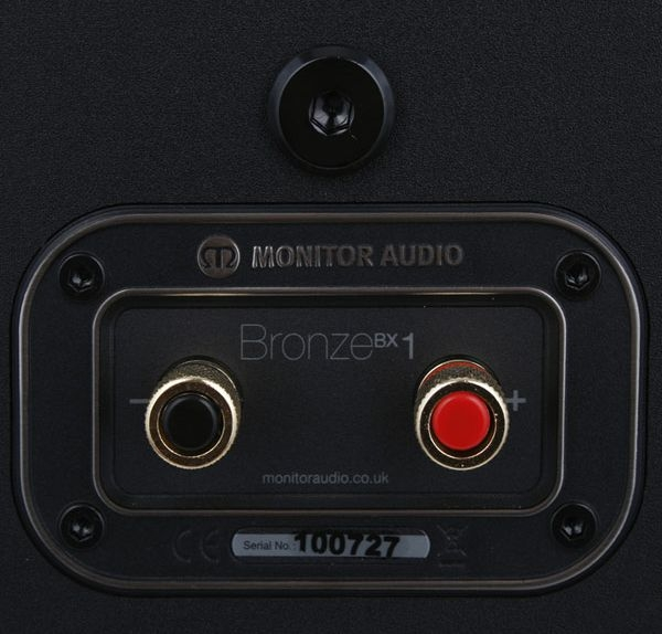 Monitor Audio Bronze 1 rosenut