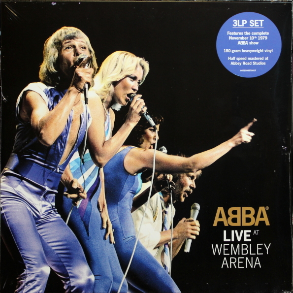ABBA - Live At Wembley Arena (00602508379017)