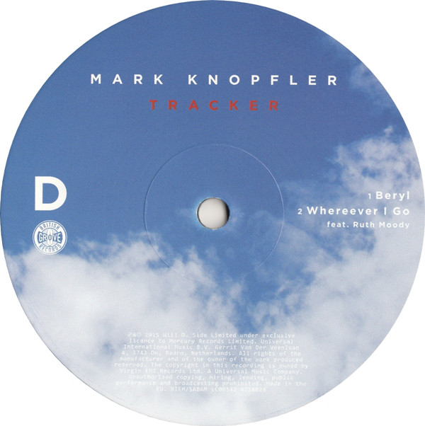 Mark Knopfler - Tracker (4716982)