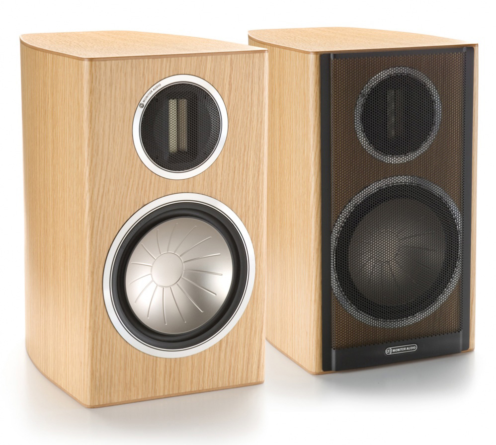 Monitor Audio Gold GX100 natural oak ДЕМО
