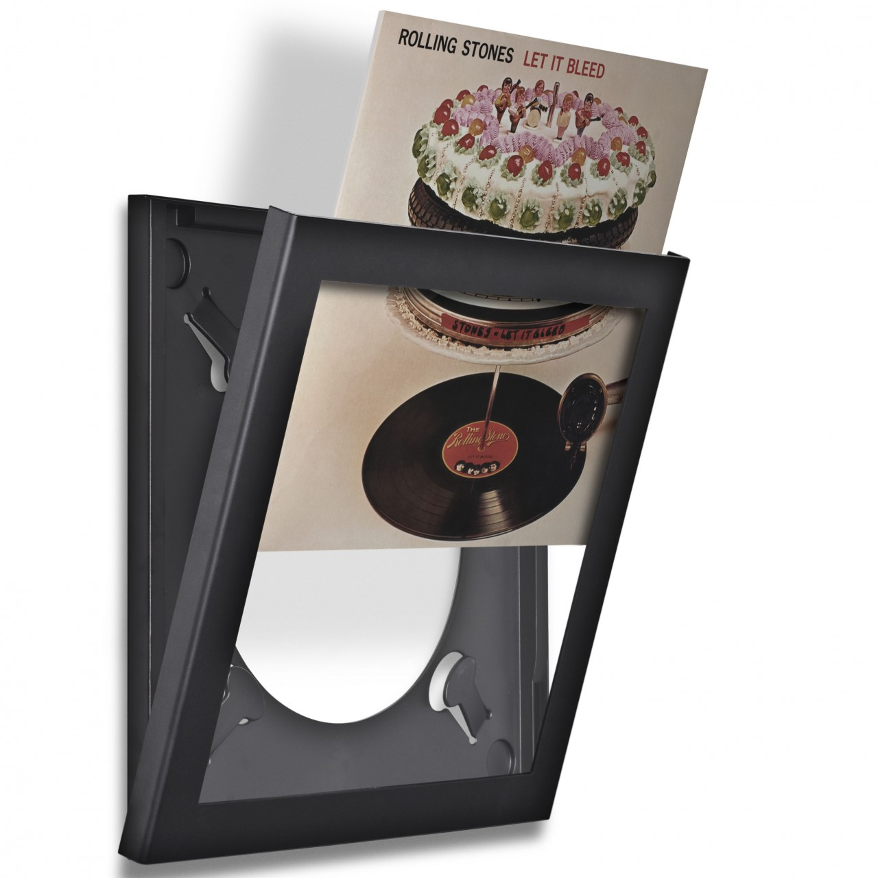 Art Vinyl Play&Display black