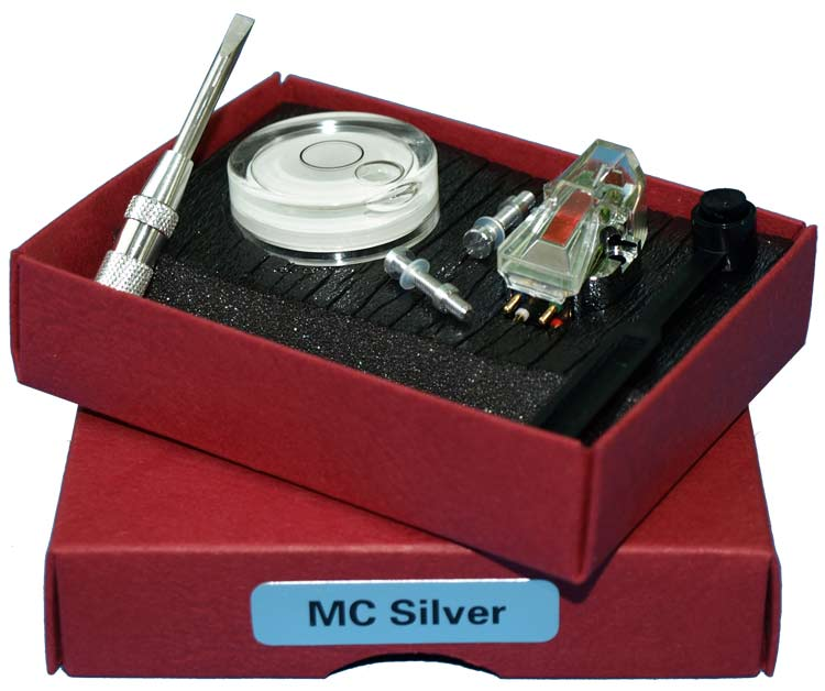 Benz Micro MC-Silver super pack