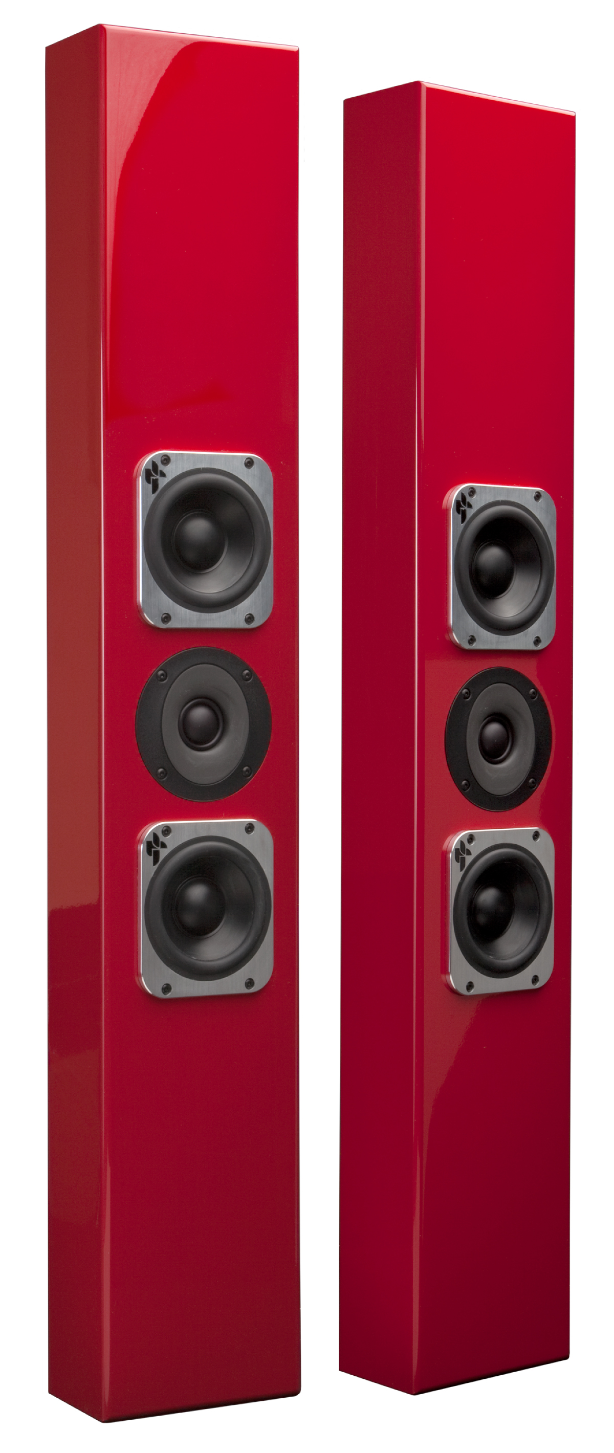Акустическая система Totem Acoustic Tribe III glossy red
