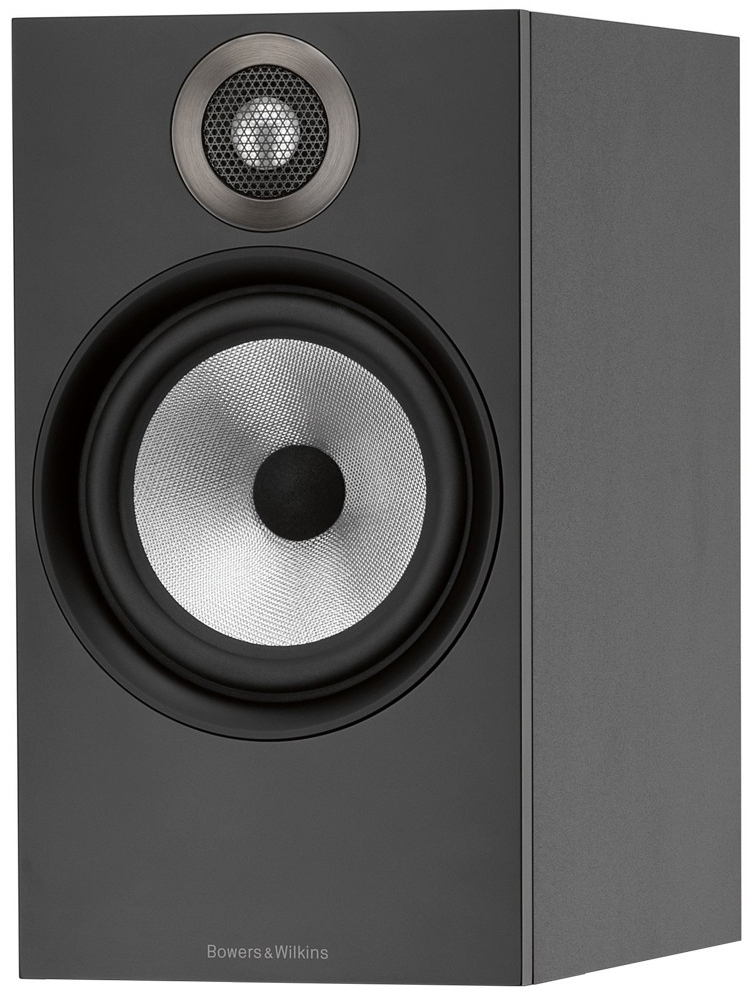 Bowers & Wilkins 606 black