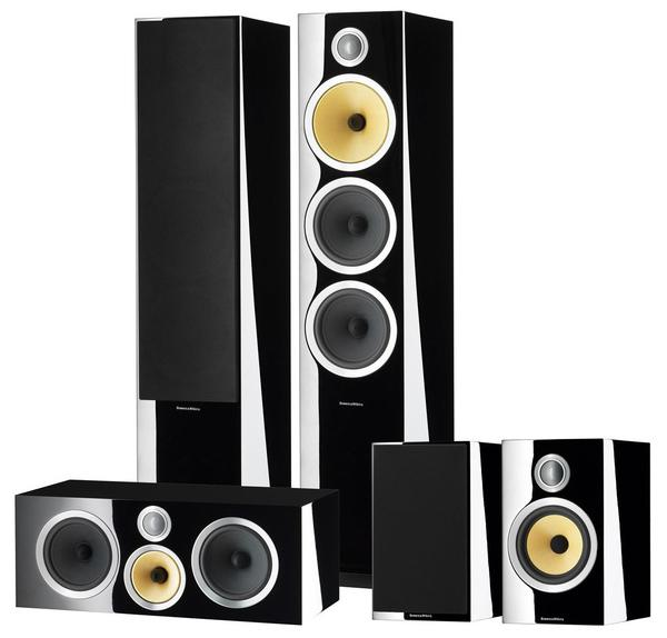 Bowers & Wilkins CM Centre 2 S2 high gloss black