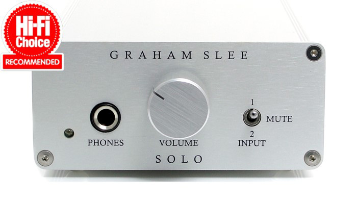 Graham Slee Solo + PSU1