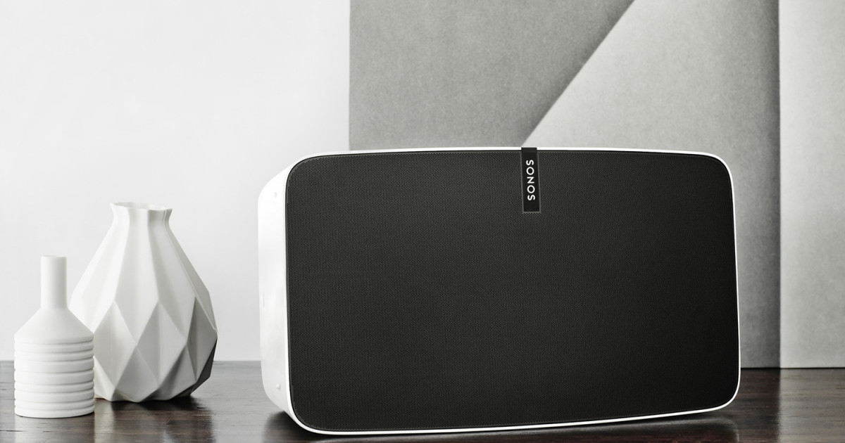 Sonos Play:5 (Gen 2) white