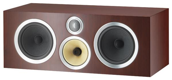 Bowers & Wilkins CM Centre 2 S2 rosenut