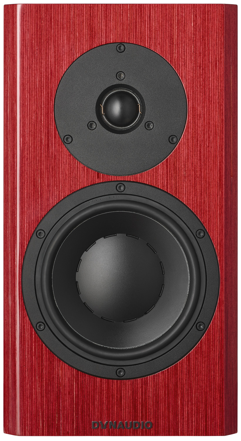 Dynaudio Special Forty red birch high gloss
