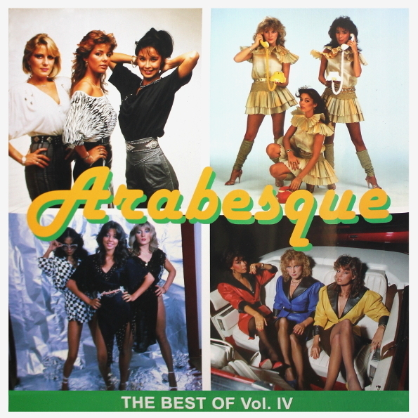 Arabesque - The Best Of Vol. IV (4640004137911)