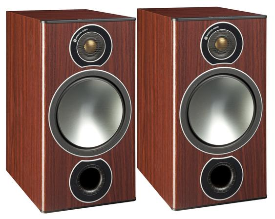 Monitor Audio Bronze 2 rosenut