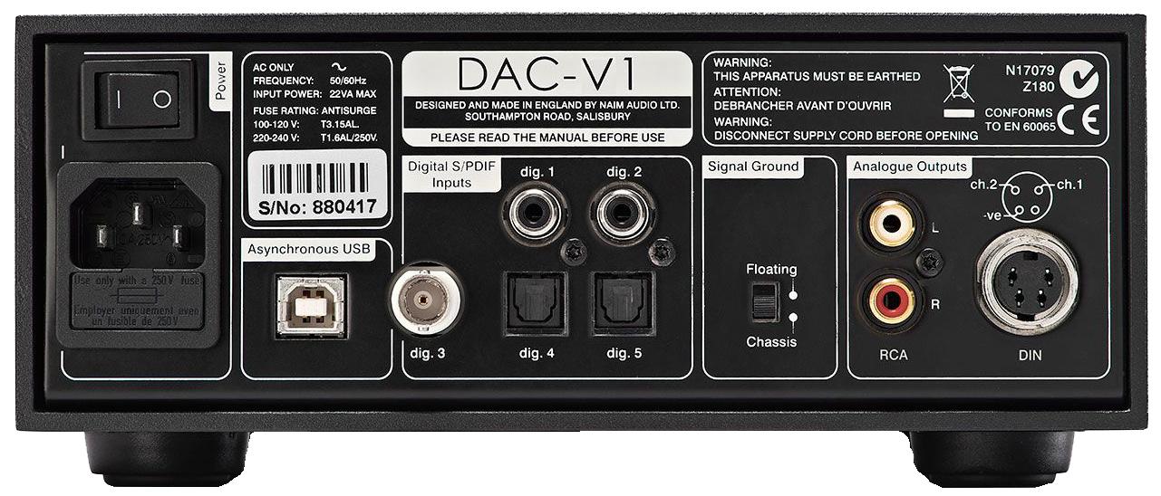 Naim Audio DAC V-1
