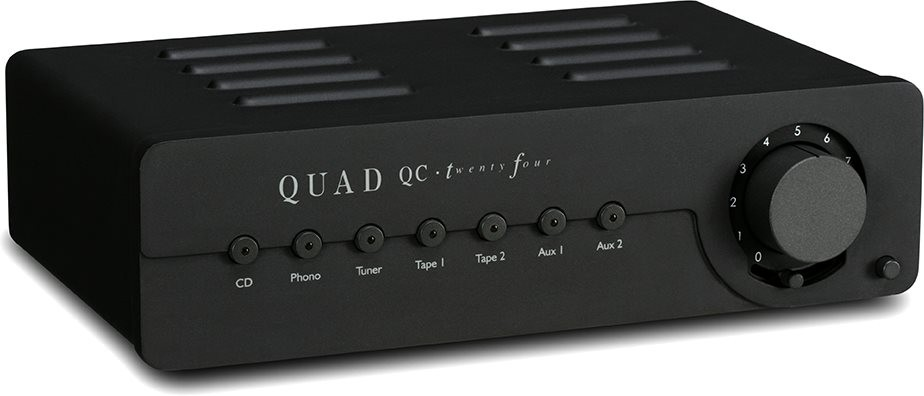 Quad QC 24 lancaster grey