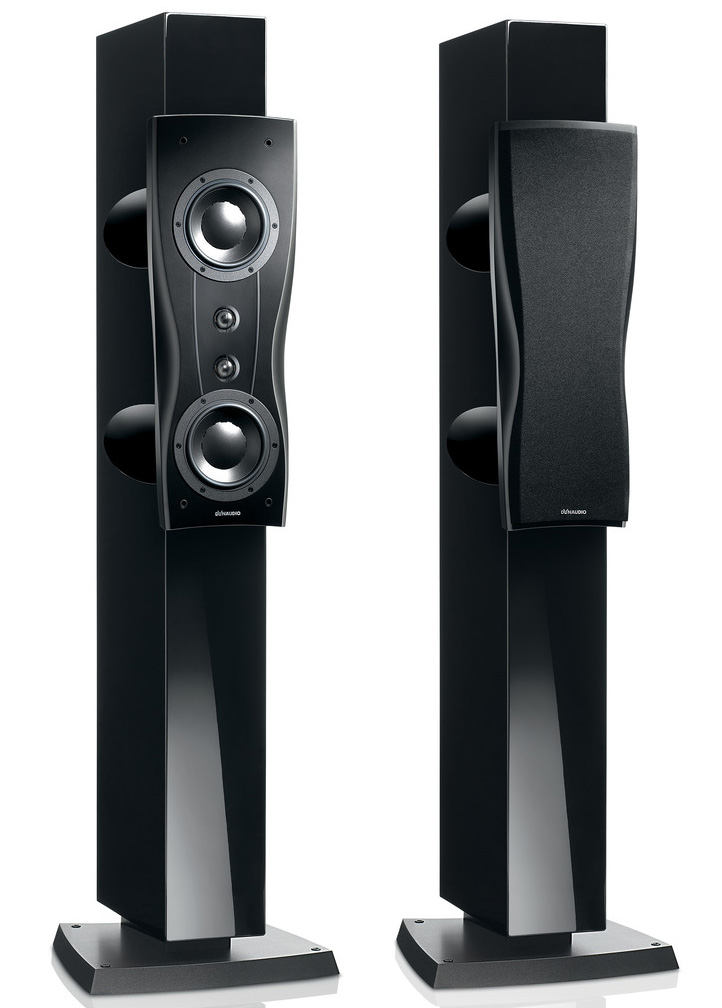 Dynaudio Confidence Platinum C2 high gloss black