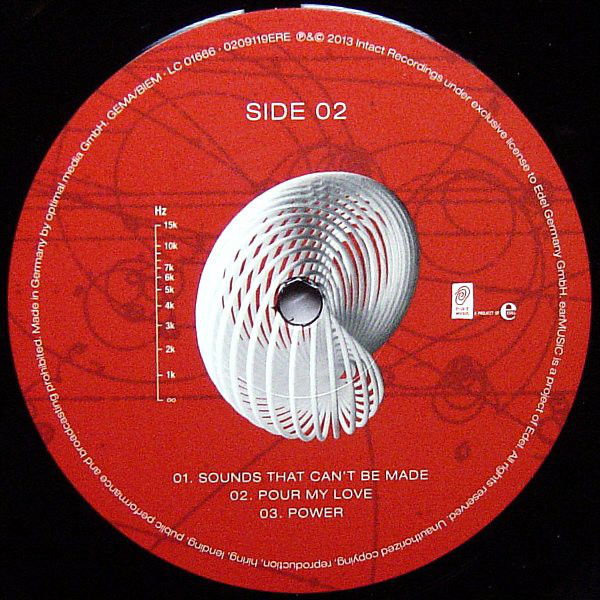 Marillion - Sounds That Can't Be Made (0209119ERE)