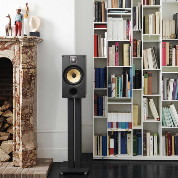 Bowers & Wilkins 685 S2 black ash