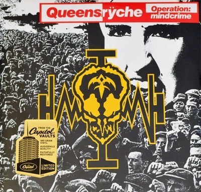 Queensryche - Operation: Mindcrime (E1-48640)