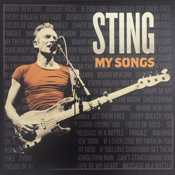 Sting - My Songs (00602577587214)