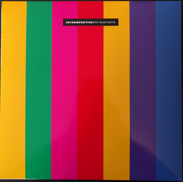 Pet Shop Boys - Introspective (0190295831950)