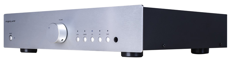Exposure 1010 Integrated Amplifier silver