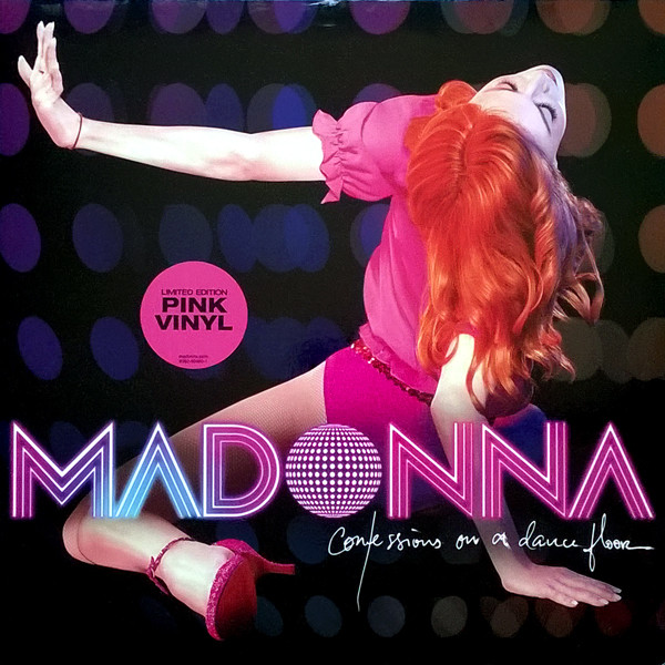 Madonna - Confessions On A Dance Floor (9362-49460-1)