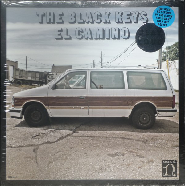 The Black Keys - El Camino (529099-1)
